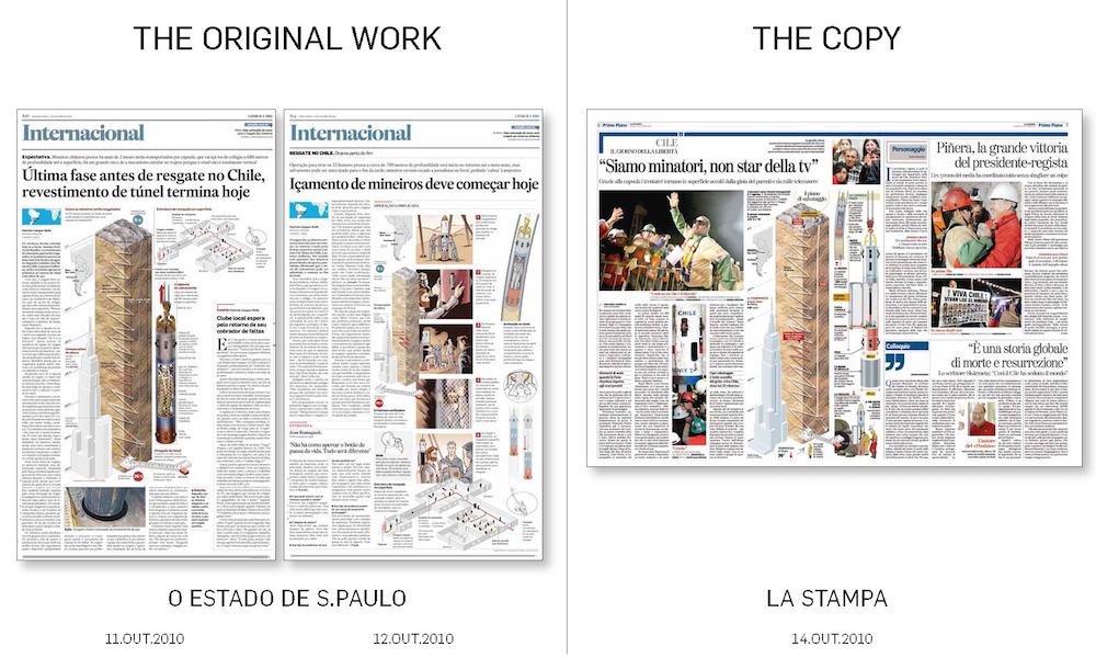 Plagiarism A Fine Line Between Inspiration And